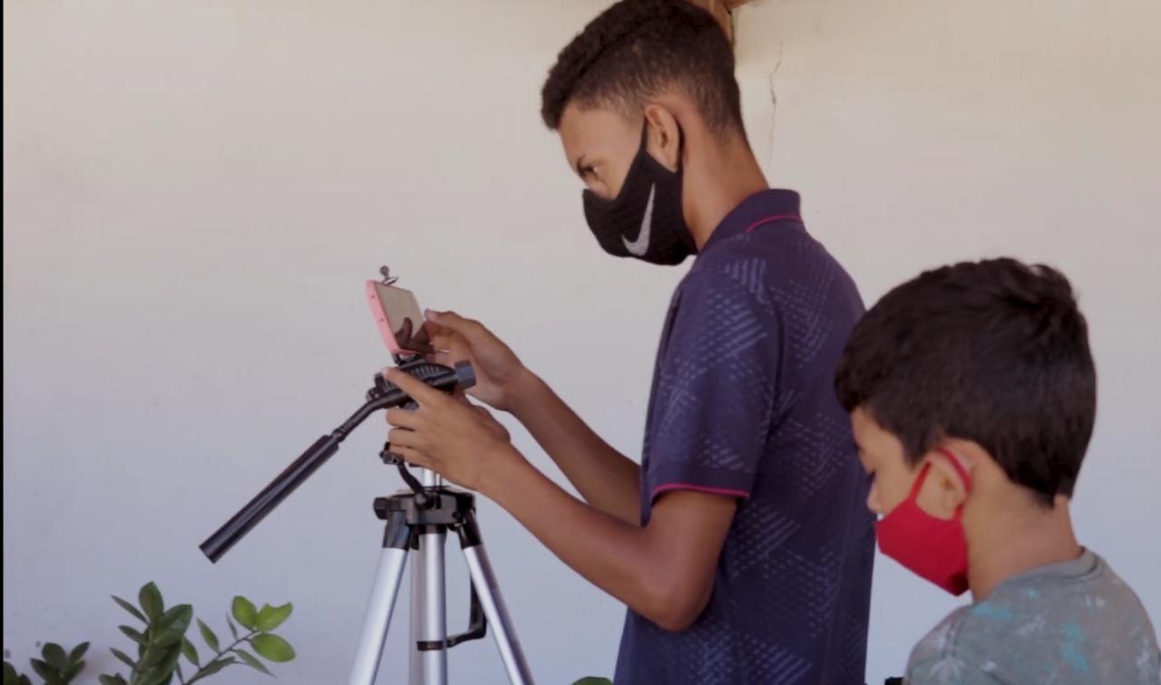 Still_II Cine Caatinga - Experiências Audiovisuais no Sertão